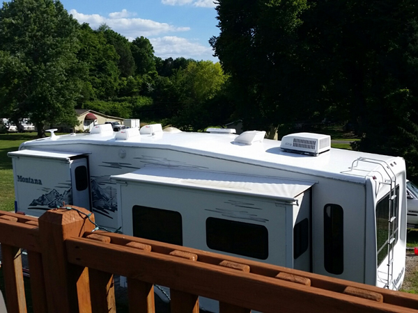 RV Roof Magic