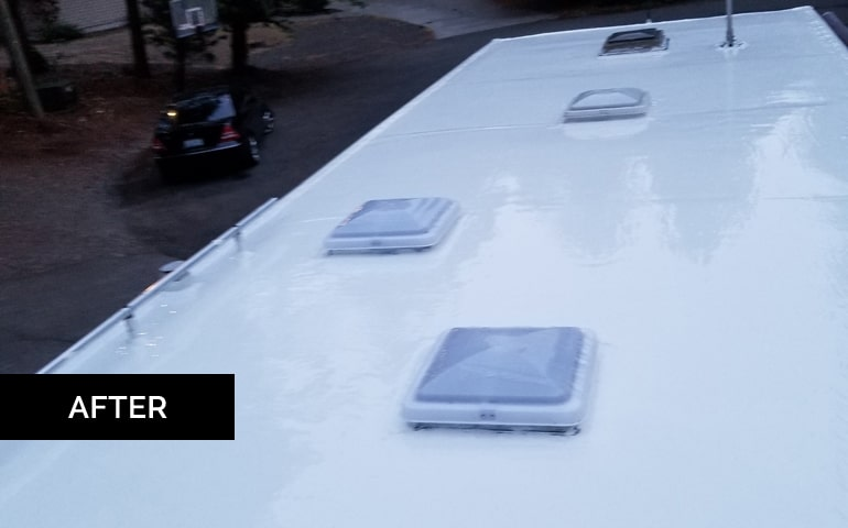 Instant Rv Roof Sealant Rv Roof Magic